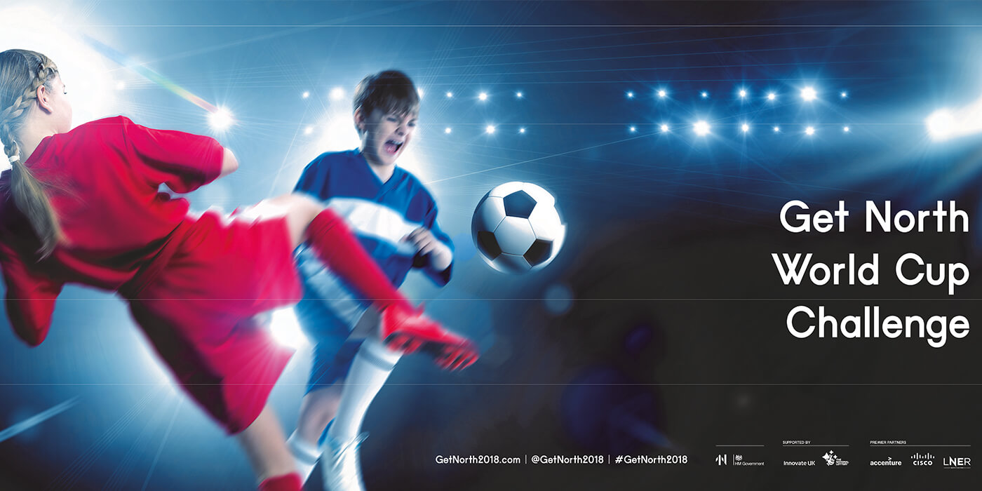 1up North World Cup Challenge banner image