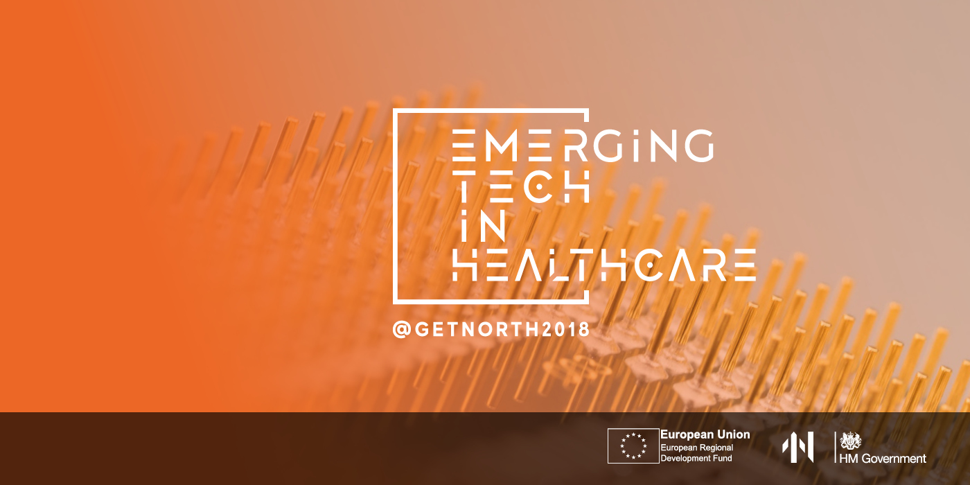 Emerging Tech in Healthcare: Healthy Ageing banner image